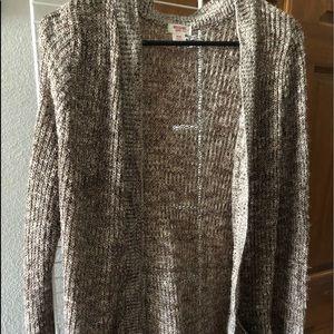 EUC Mossimo Cardigan Sweater